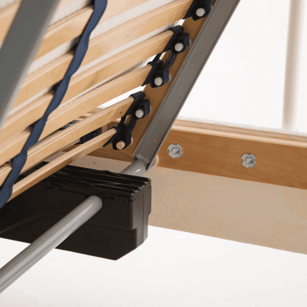 Clamprail grab rail bed lever internal fittings